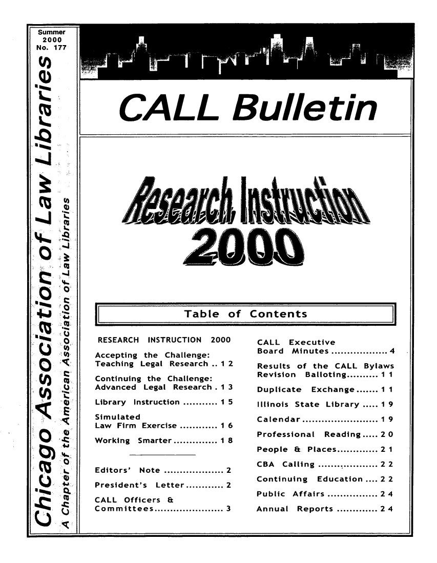 handle is hein.journals/callbu177 and id is 1 raw text is: 
