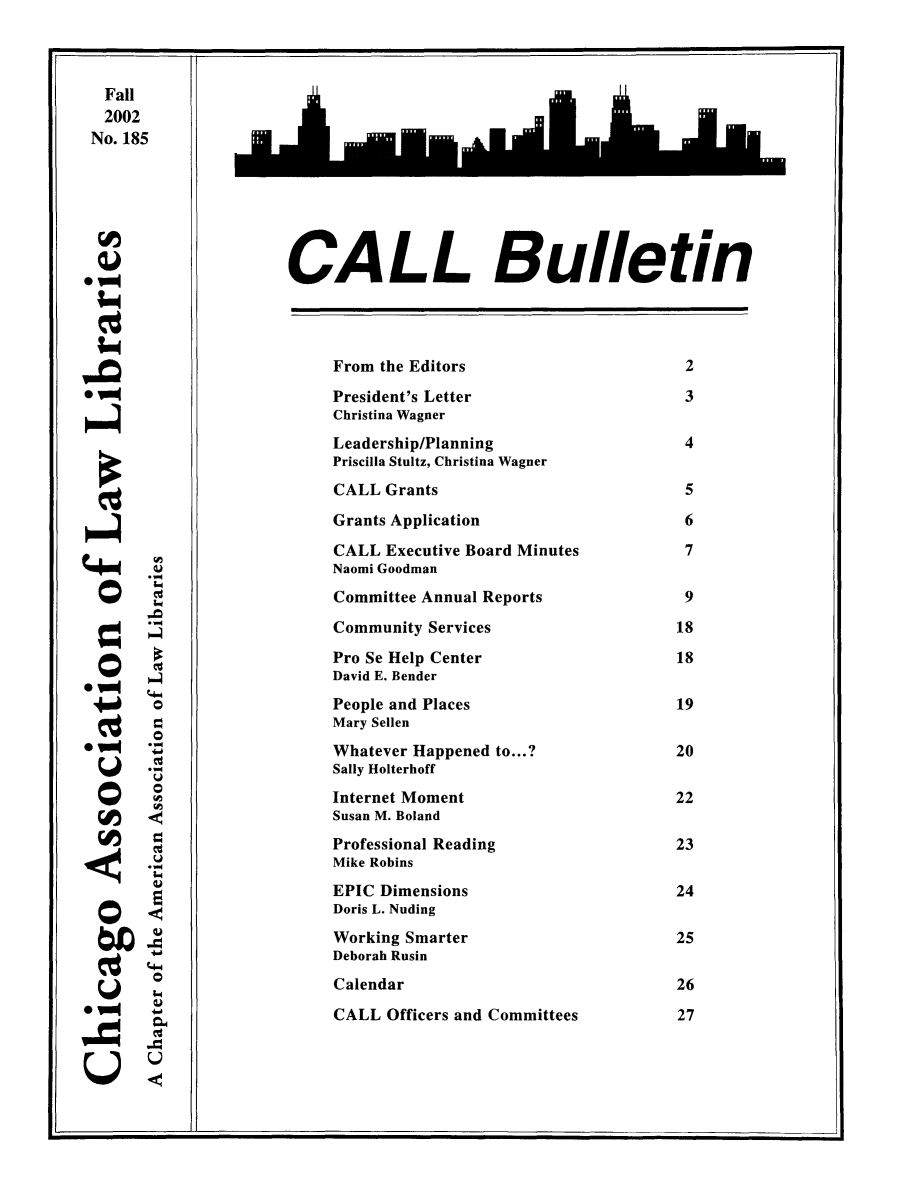 handle is hein.journals/callbu185 and id is 1 raw text is: 