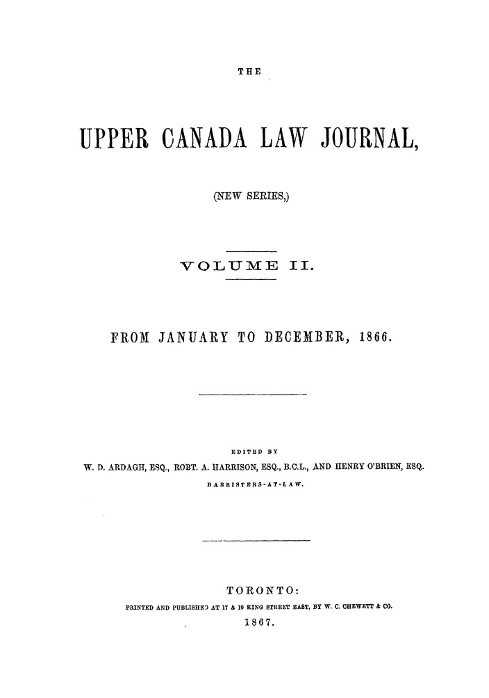 handle is hein.journals/canljtns2 and id is 1 raw text is: THE