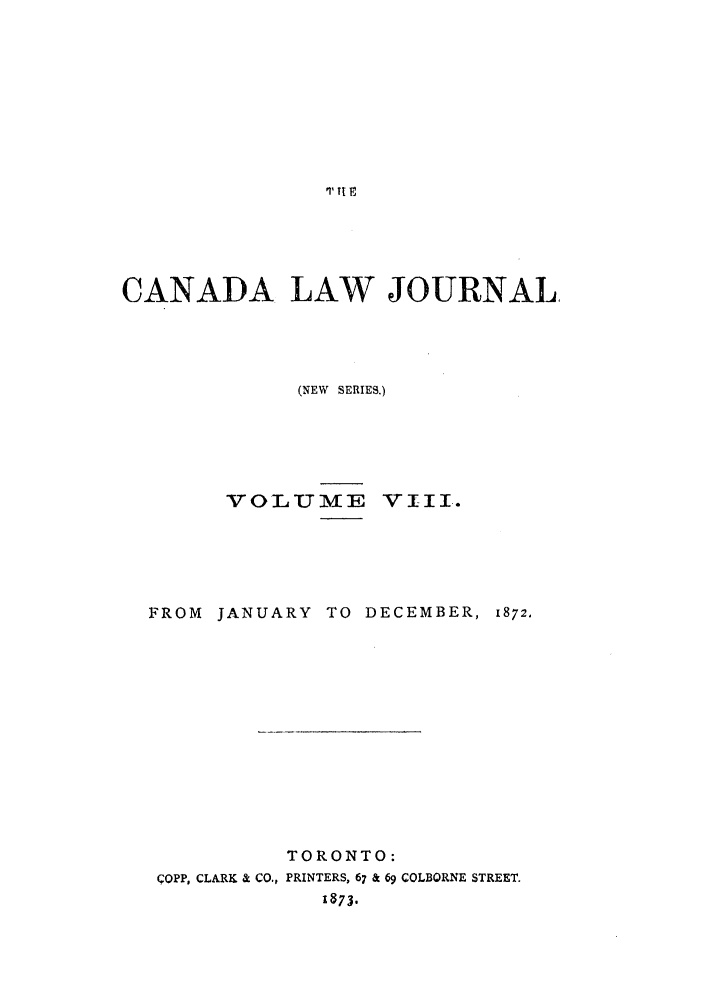 handle is hein.journals/canljtns8 and id is 1 raw text is: p1 tt
