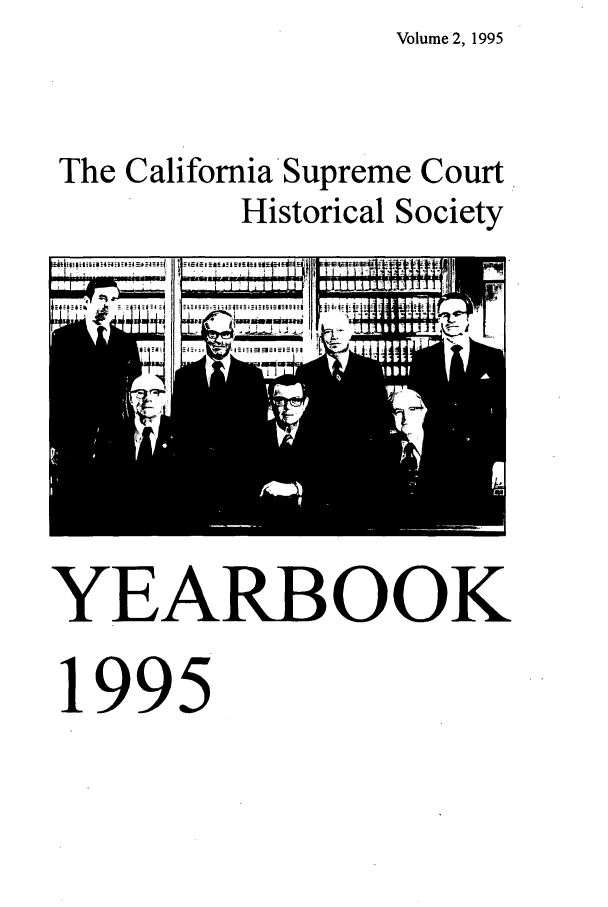 handle is hein.journals/cashsy2 and id is 1 raw text is: Volume 2, 1995