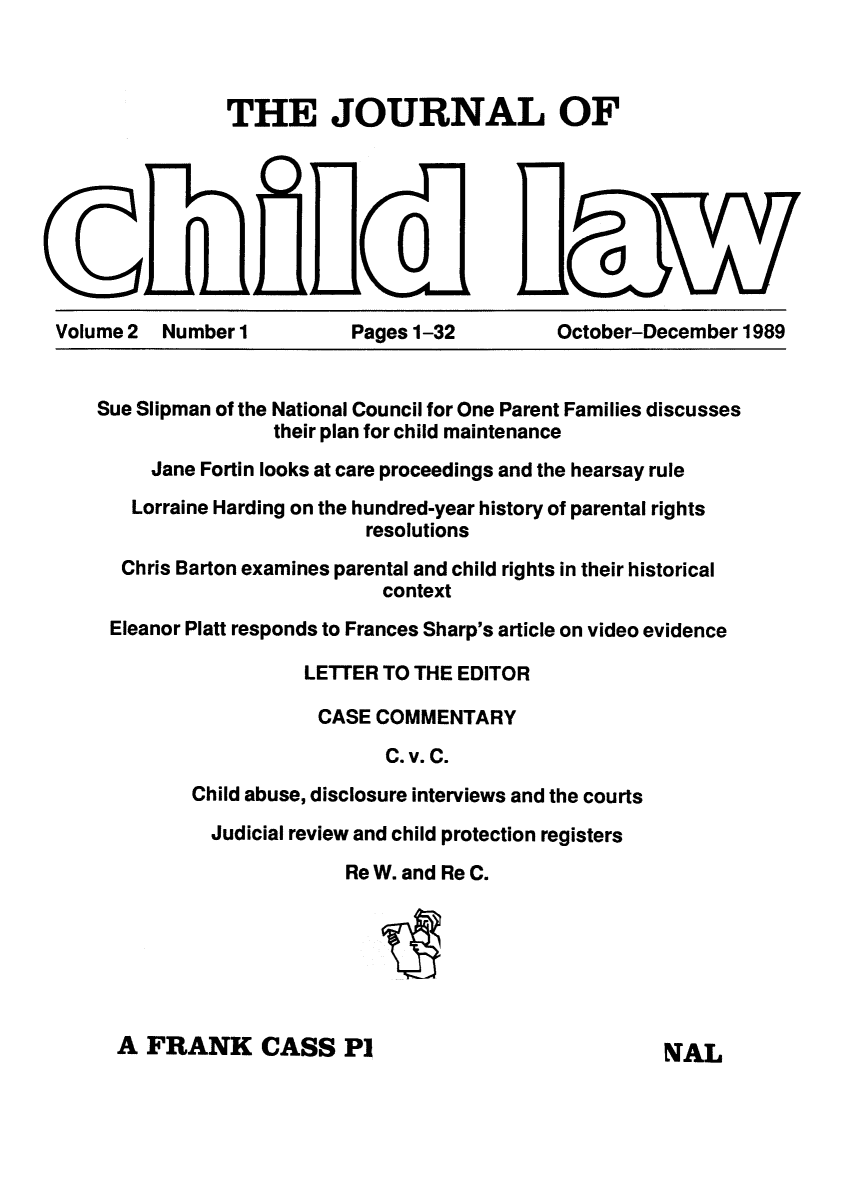 handle is hein.journals/chilflq2 and id is 1 raw text is: THE JOURNAL OF