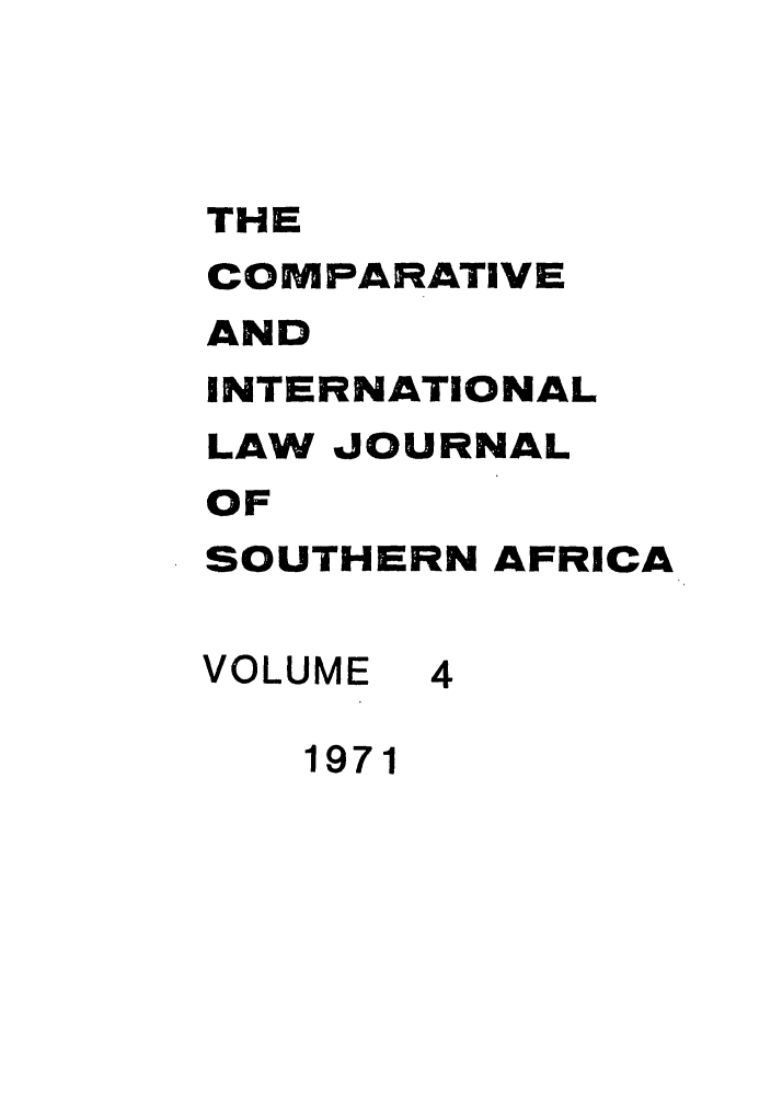 handle is hein.journals/ciminsfri4 and id is 1 raw text is: THE