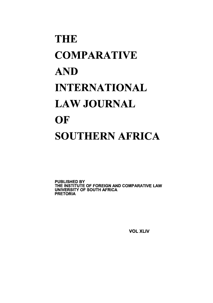 handle is hein.journals/ciminsfri44 and id is 1 raw text is: THE