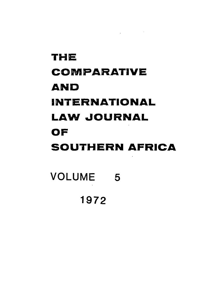 handle is hein.journals/ciminsfri5 and id is 1 raw text is: THE