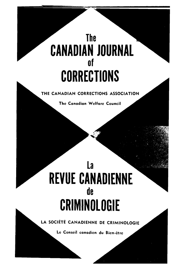 handle is hein.journals/cjccj9 and id is 1 raw text is: The