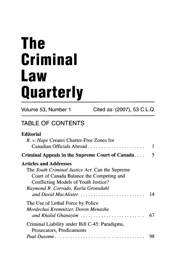 handle is hein.journals/clwqrty53 and id is 1 raw text is: The