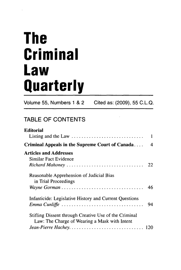 handle is hein.journals/clwqrty55 and id is 1 raw text is: The