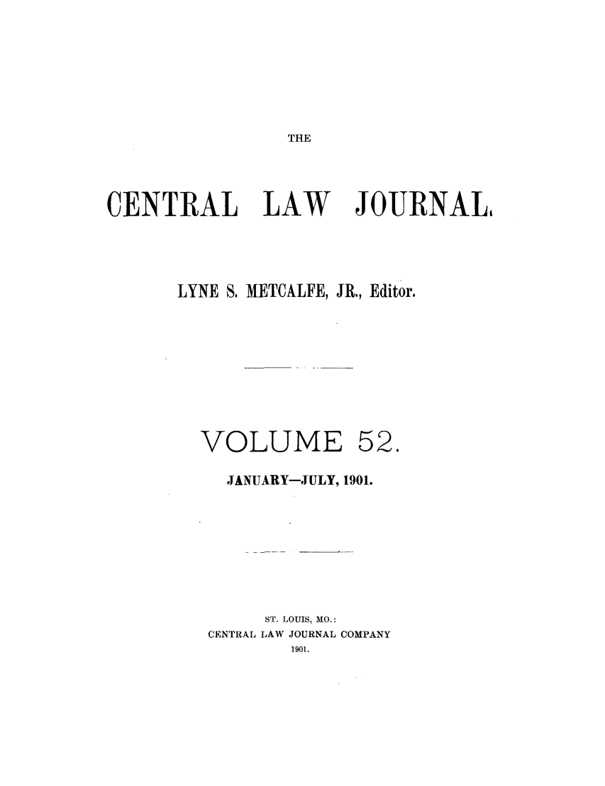 handle is hein.journals/cntrlwj52 and id is 1 raw text is: THE