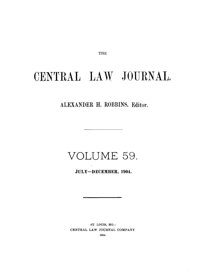 handle is hein.journals/cntrlwj59 and id is 1 raw text is: THE