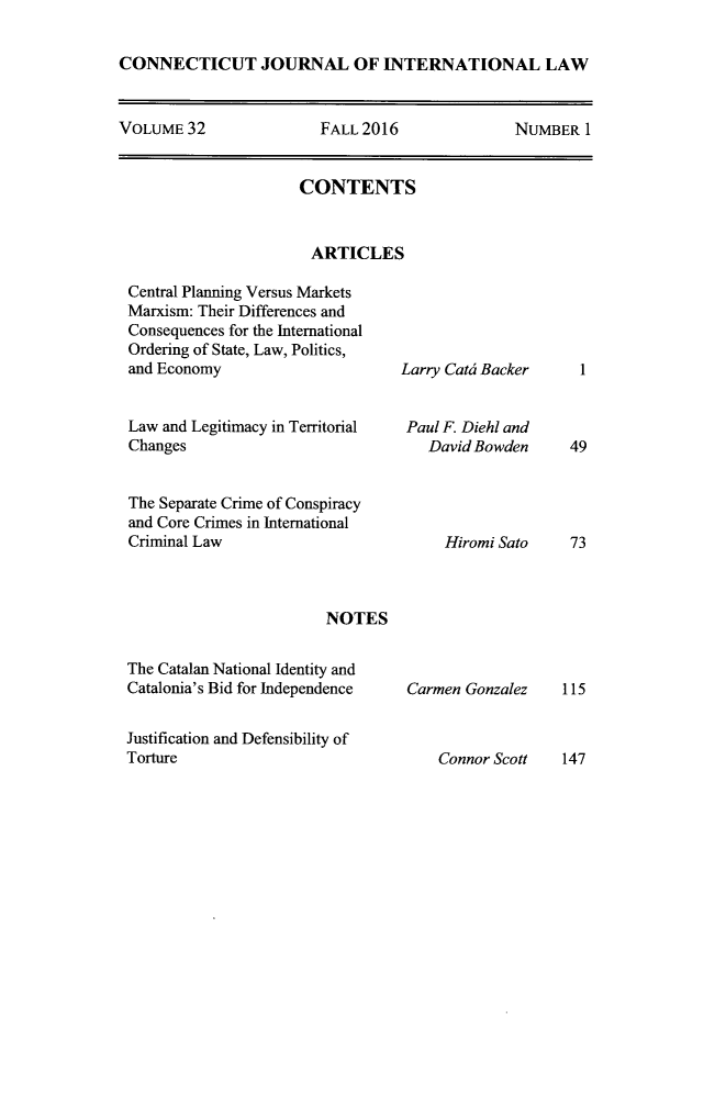 handle is hein.journals/conjil32 and id is 1 raw text is: 