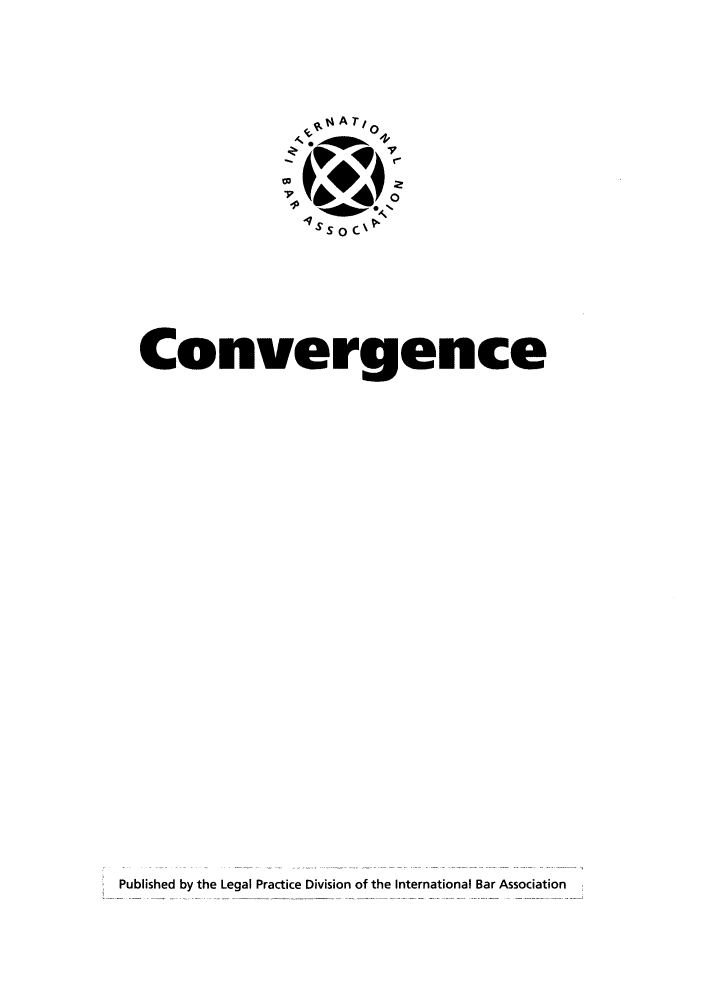 handle is hein.journals/convrg1 and id is 1 raw text is: -  A  7*/