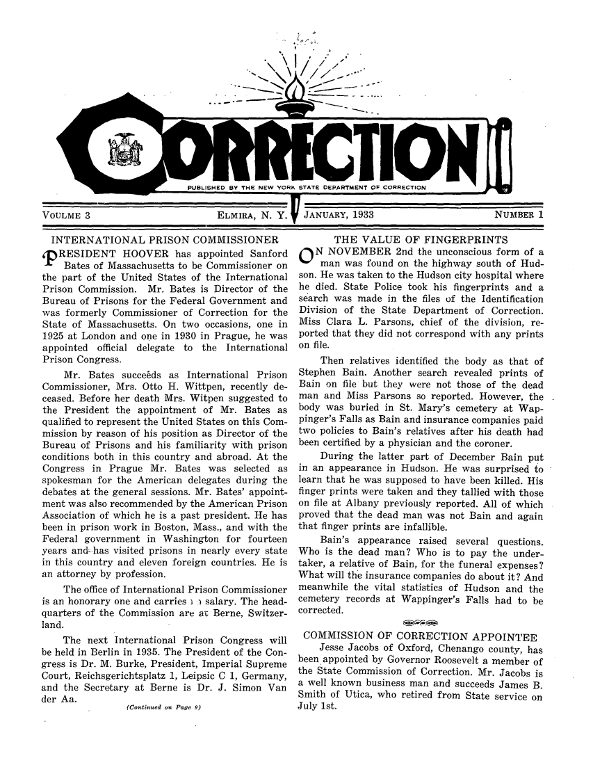 handle is hein.journals/crecton3 and id is 1 raw text is: XI,,
