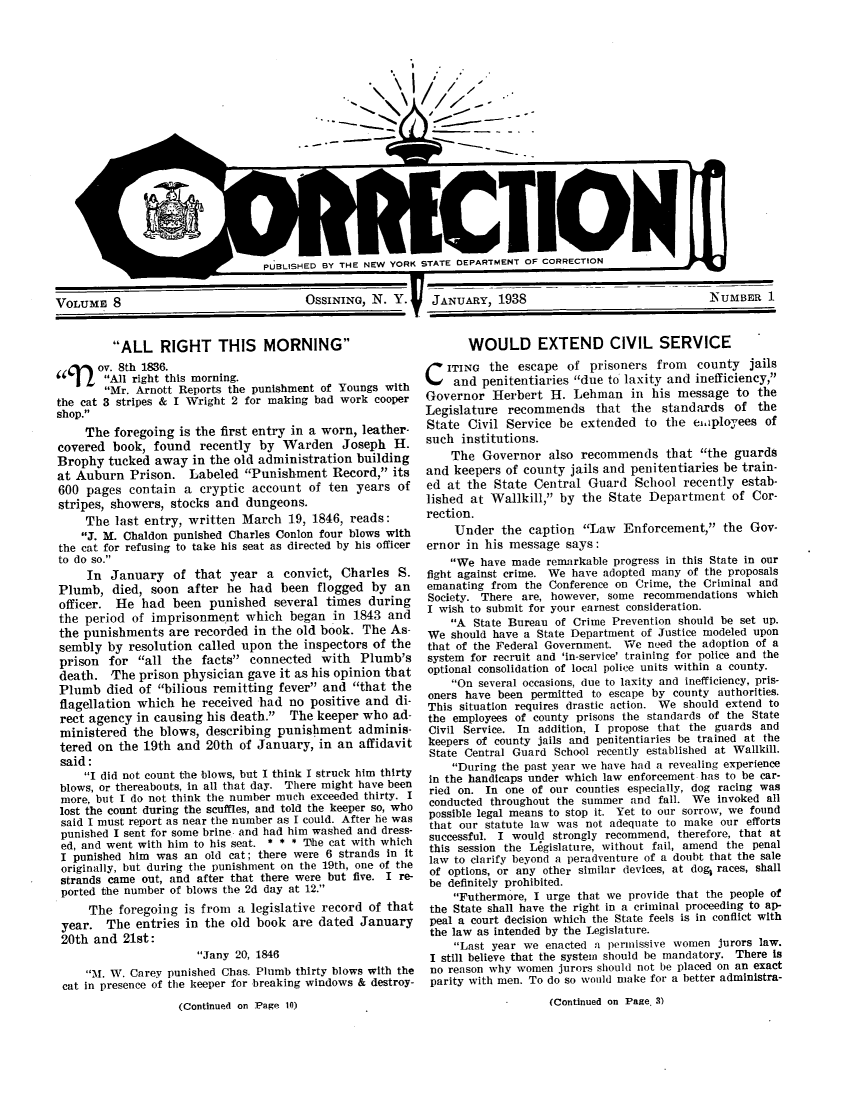handle is hein.journals/crecton8 and id is 1 raw text is: I,,,,