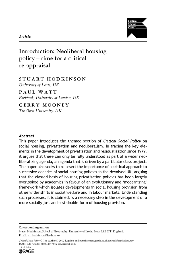 handle is hein.journals/critsplcy33 and id is 1 raw text is: 