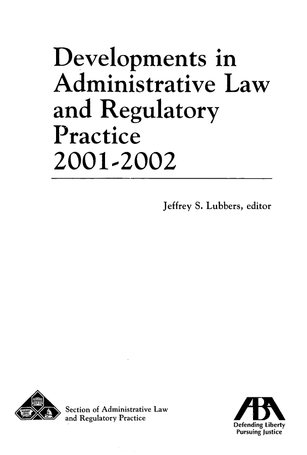 handle is hein.journals/deadlrp4 and id is 1 raw text is: Developments in