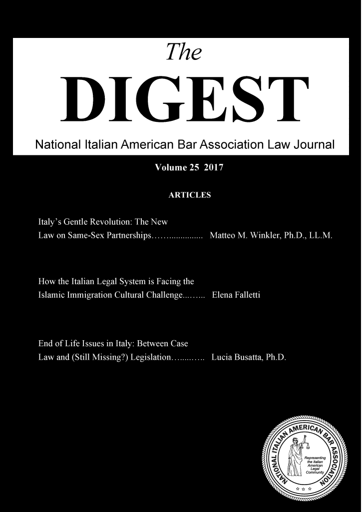 handle is hein.journals/digst25 and id is 1 raw text is: 
