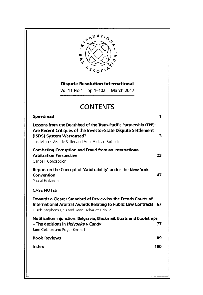 handle is hein.journals/disreint11 and id is 1 raw text is: 