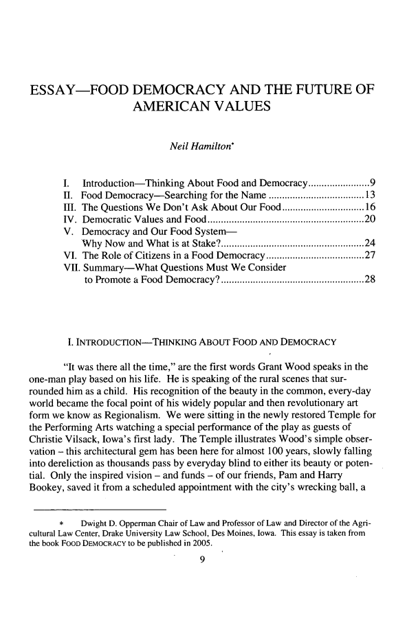 Compare And Contrast Essay Topics For High School Handle Is Heinjournalsdragl And Id Is  Raw Text Is Essay Writing A High School Essay also Thesis Argumentative Essay Essay  Food Democracy And The Future Of American Values Essay   Essays On Science
