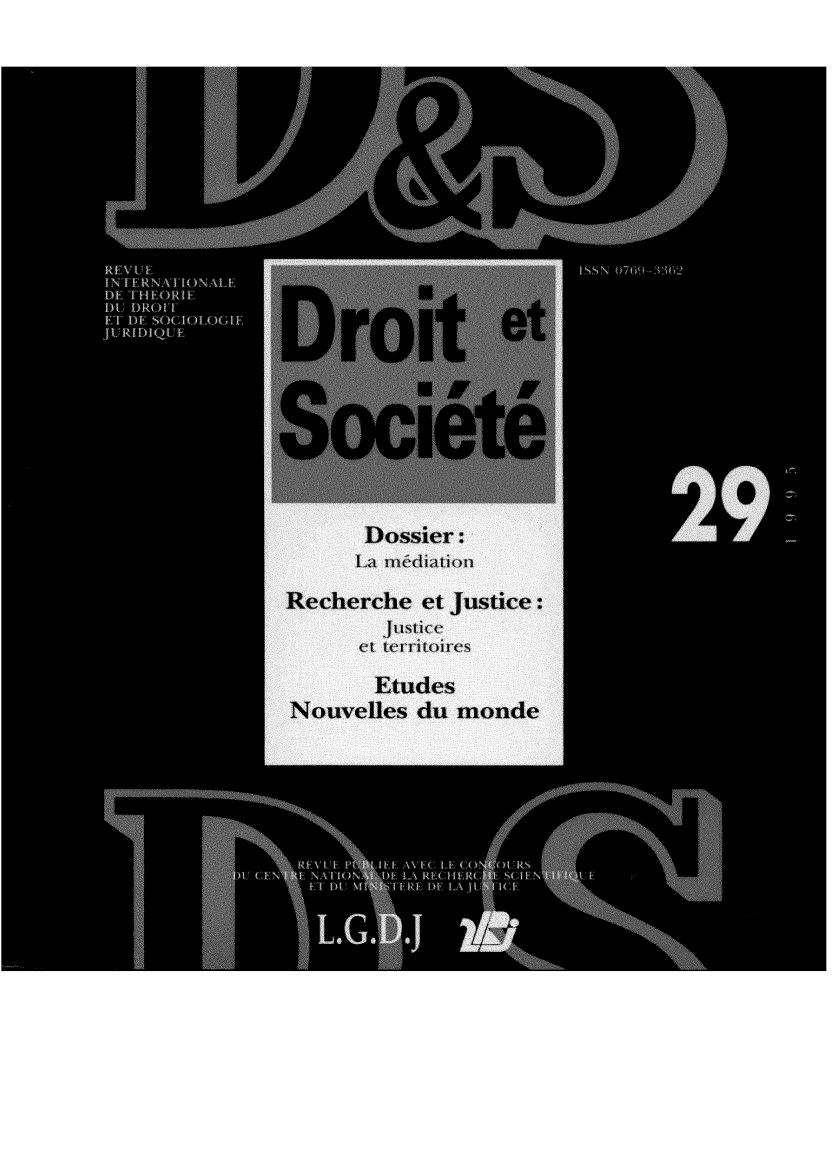handle is hein.journals/droitsc29 and id is 1 raw text is: 