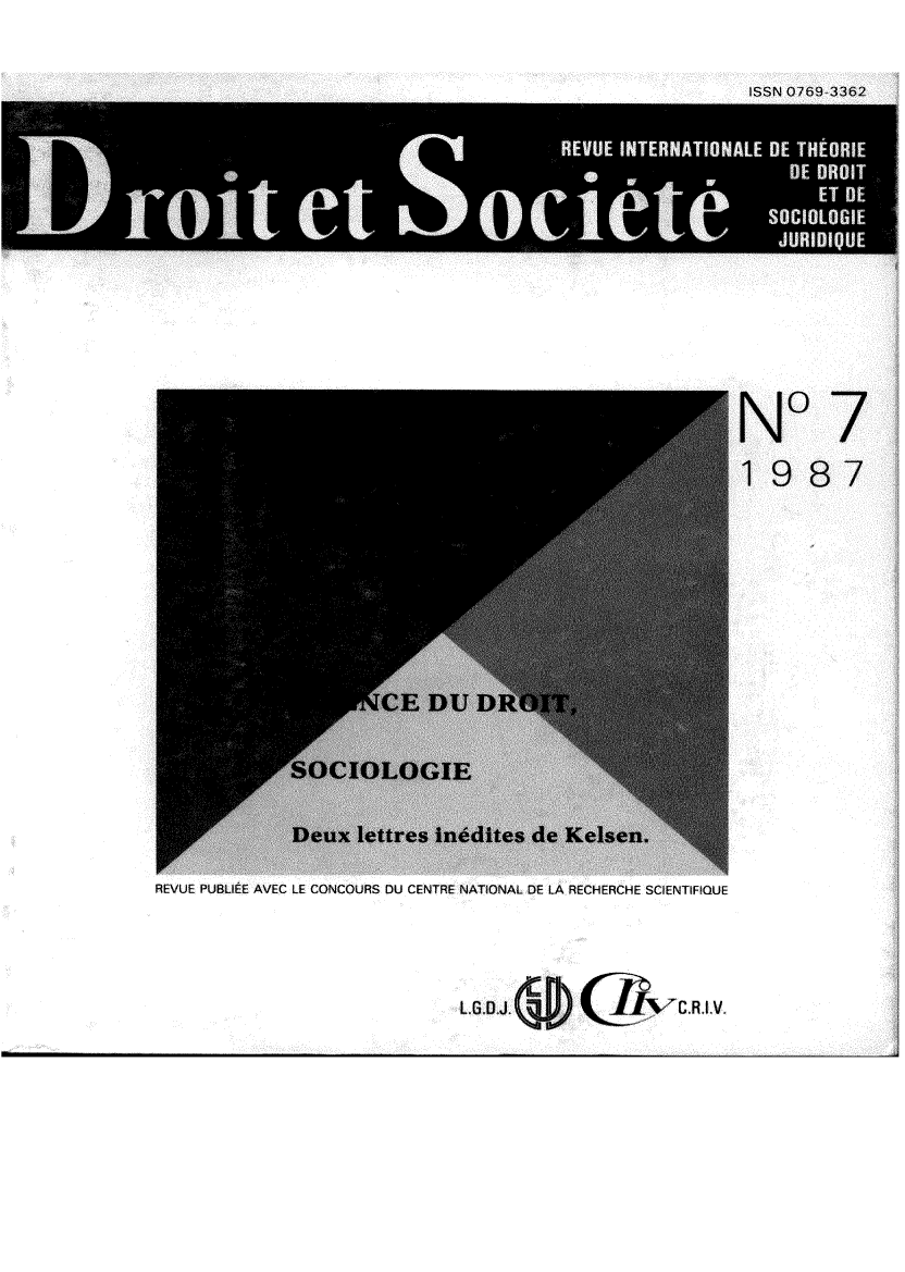 handle is hein.journals/droitsc7 and id is 1 raw text is: 