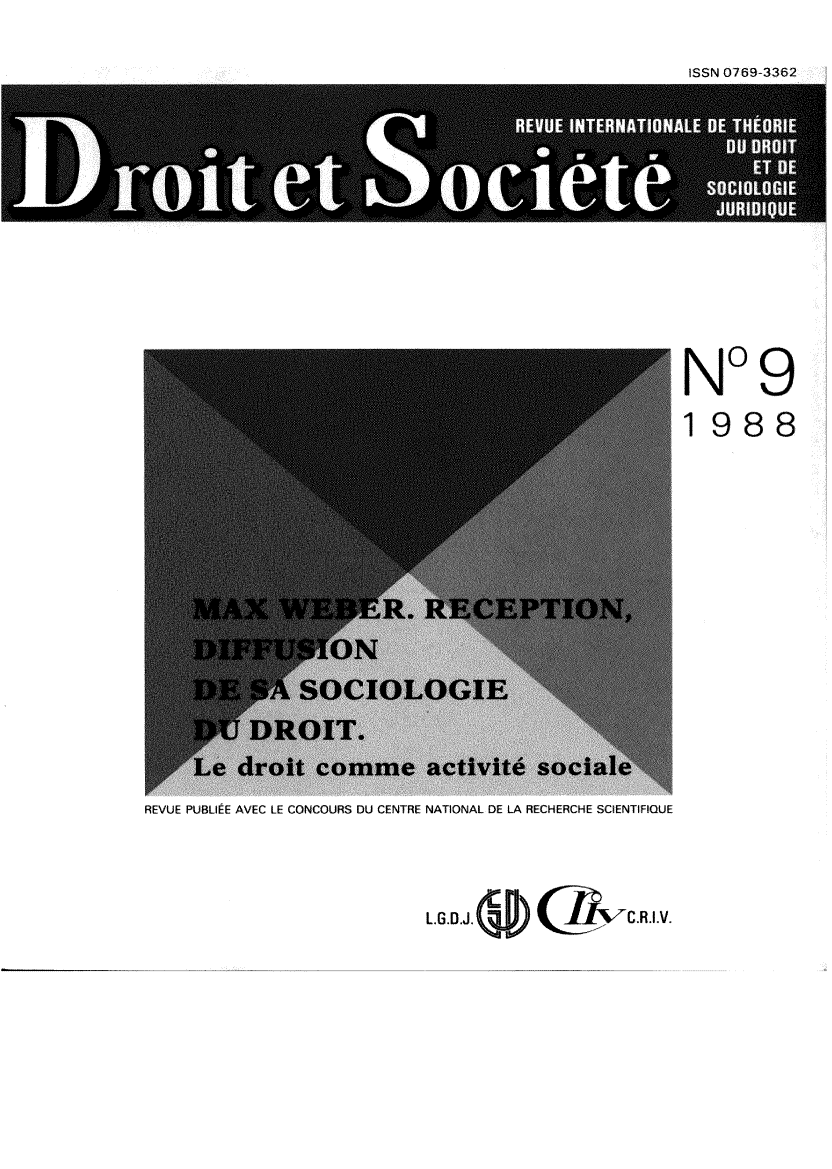 handle is hein.journals/droitsc9 and id is 1 raw text is: 