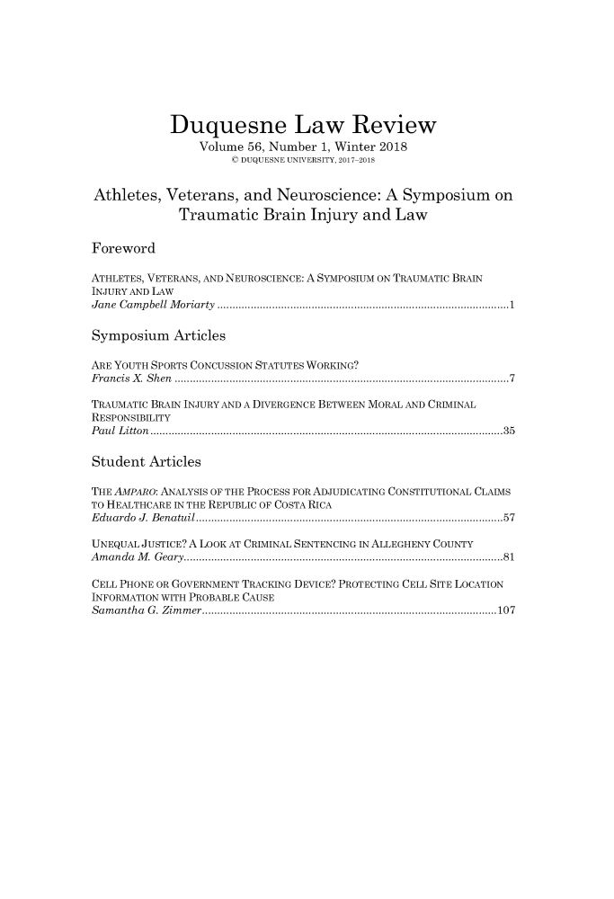 handle is hein.journals/duqu56 and id is 1 raw text is: 