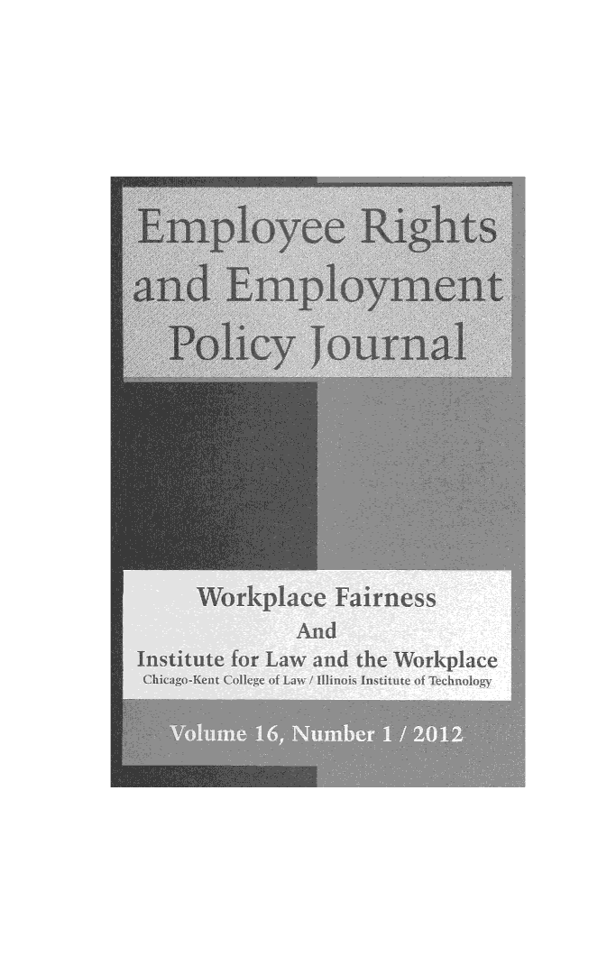 handle is hein.journals/emplrght16 and id is 1 raw text is: 