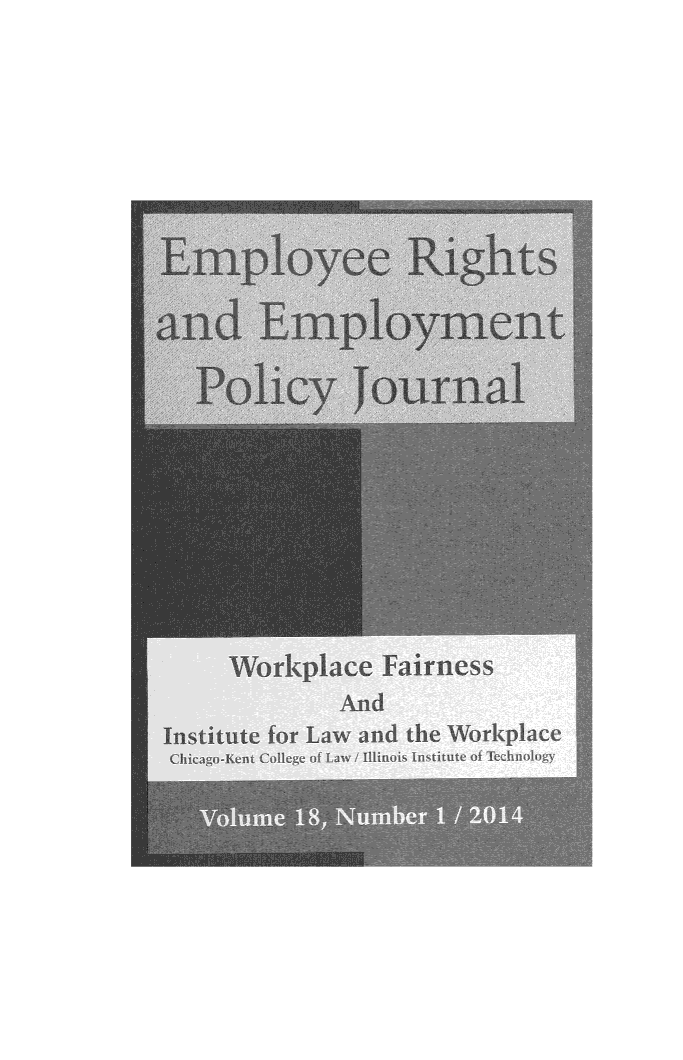 handle is hein.journals/emplrght18 and id is 1 raw text is: 