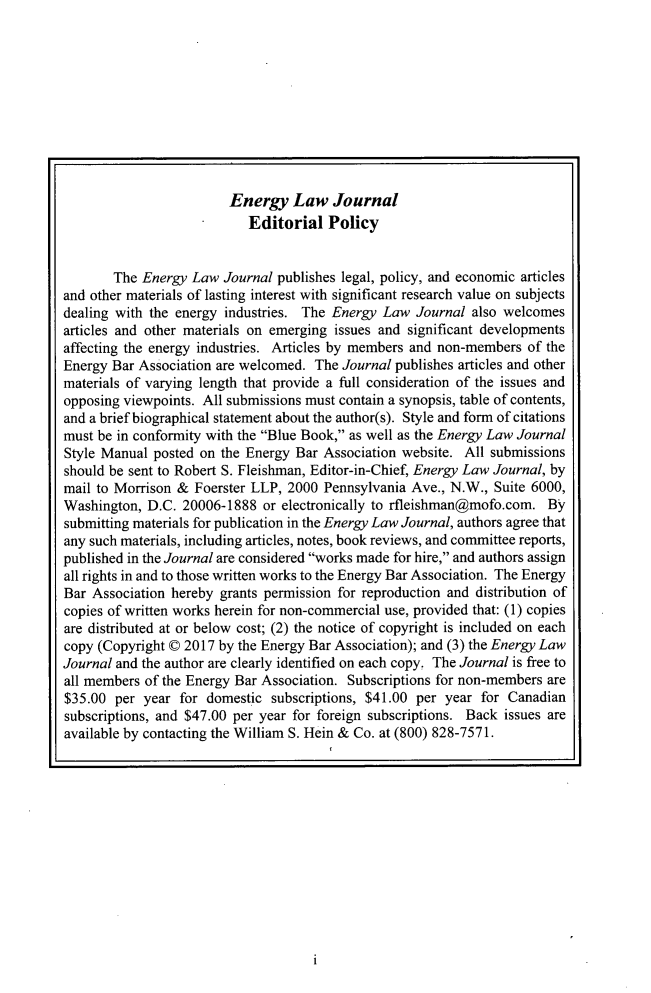 handle is hein.journals/energy38 and id is 1 raw text is: 