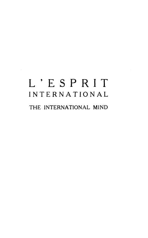 handle is hein.journals/esprit7 and id is 1 raw text is: 'ESP