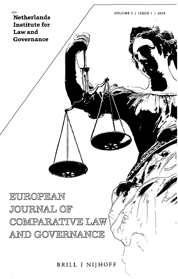 handle is hein.journals/eujclg3 and id is 1 raw text is: 