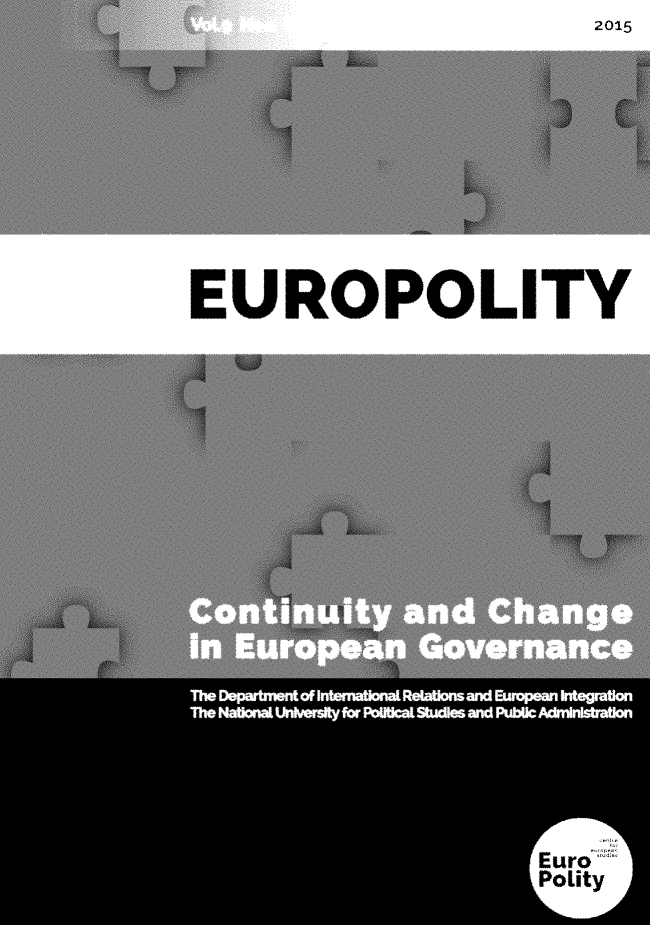 handle is hein.journals/eurpol9 and id is 1 raw text is: 