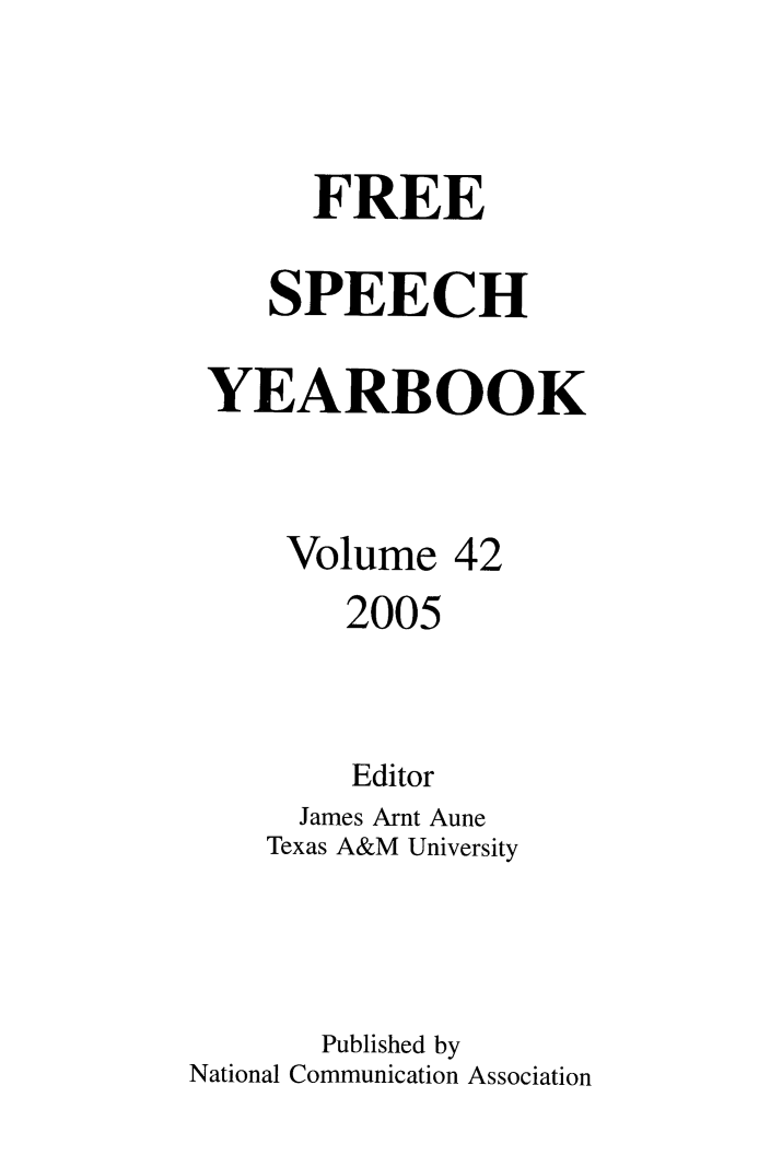 handle is hein.journals/firsamtu42 and id is 1 raw text is: 