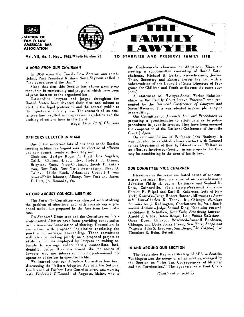 handle is hein.journals/flwnwsltr7 and id is 1 raw text is: SECTION OF