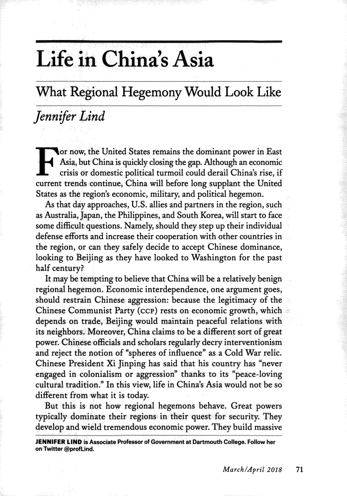 handle is hein.journals/fora97 and id is 289 raw text is: 