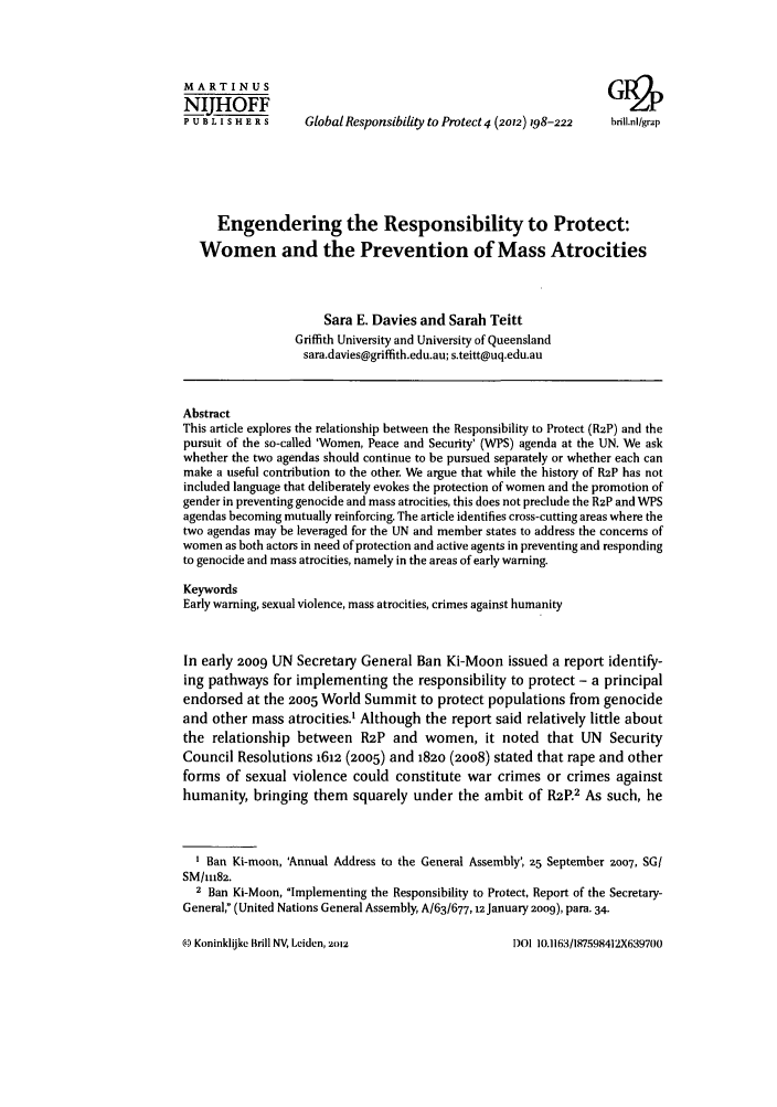 handle is hein.journals/gloresp4 and id is 207 raw text is: MARTINUS                                                          GI-R