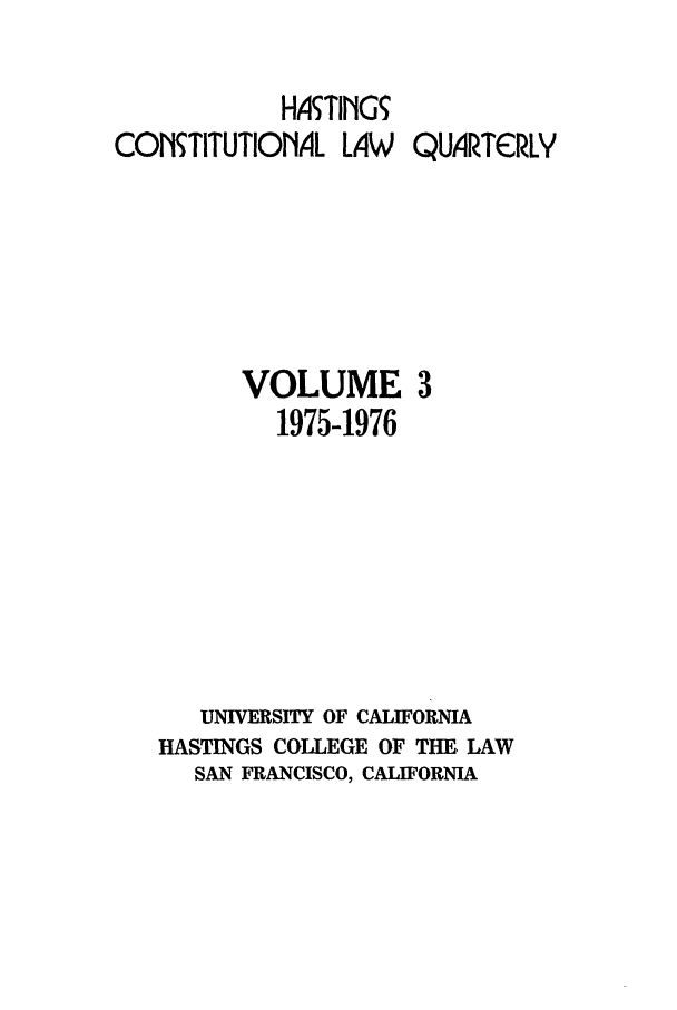handle is hein.journals/hascq3 and id is 1 raw text is: HATING