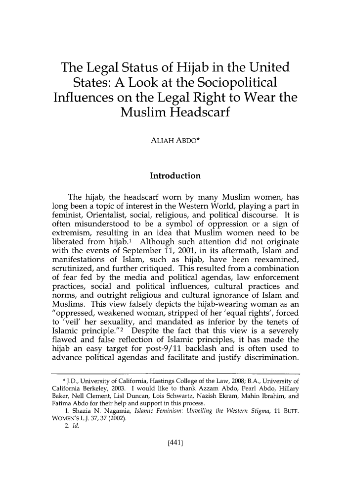 handle is hein.journals/hasrapo5 and id is 449 raw text is: 