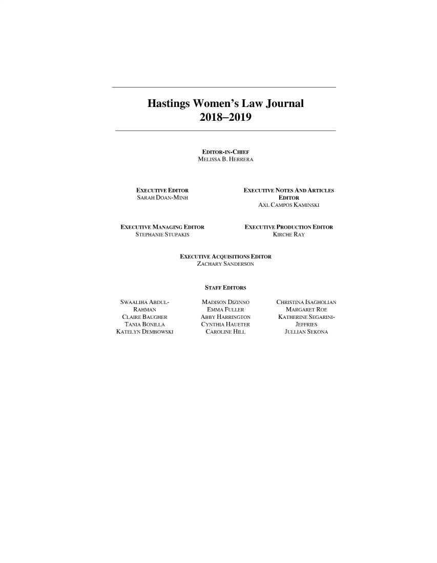 handle is hein.journals/haswo30 and id is 1 raw text is: 