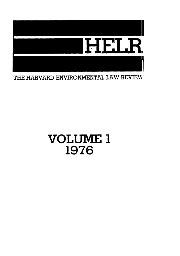handle is hein.journals/helr1 and id is 1 raw text is: HELR,