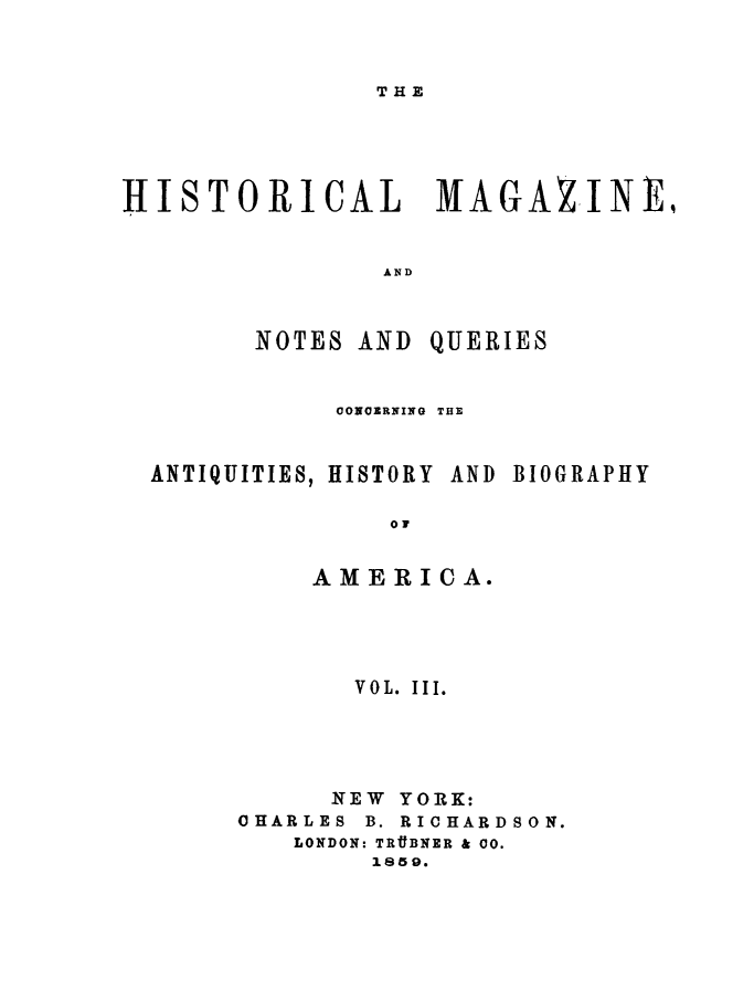 handle is hein.journals/hismagno3 and id is 1 raw text is: THE