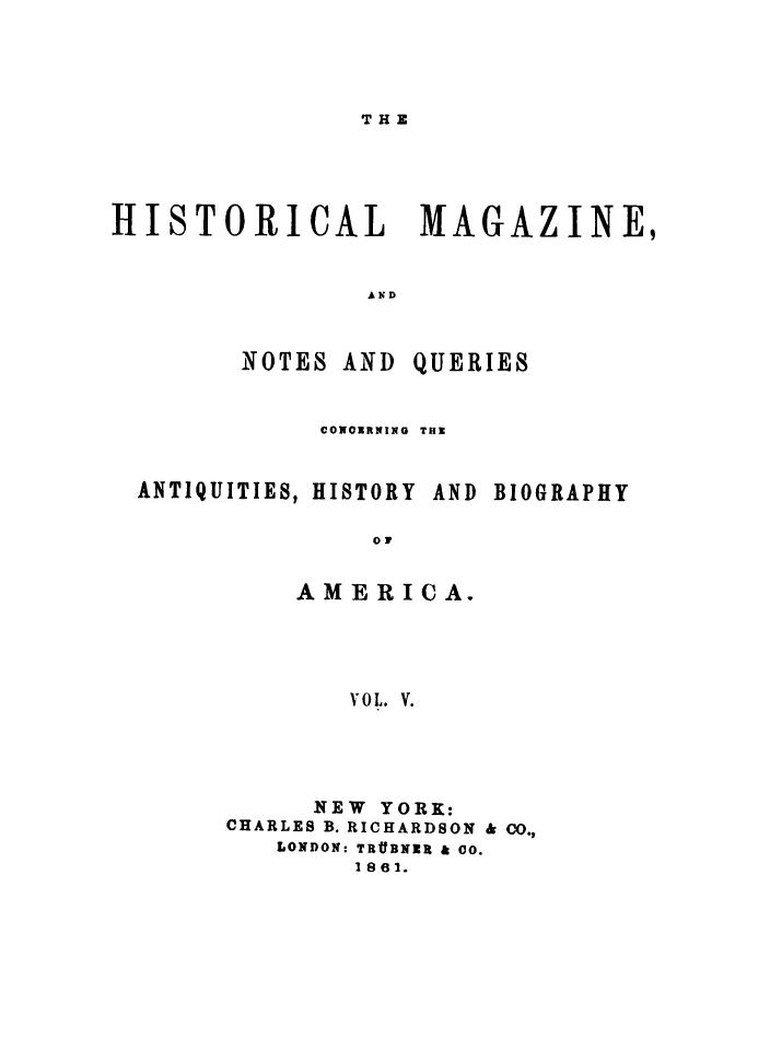 handle is hein.journals/hismagno5 and id is 1 raw text is: THE