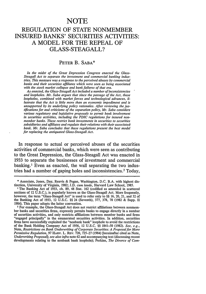 handle is hein.journals/hjl23 and id is 217 raw text is: NOTE