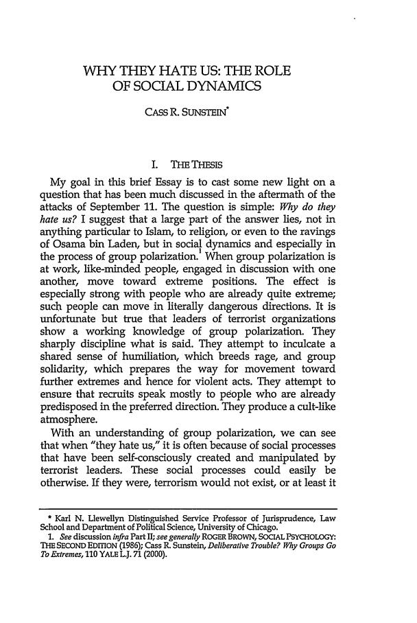 Essay on american homes