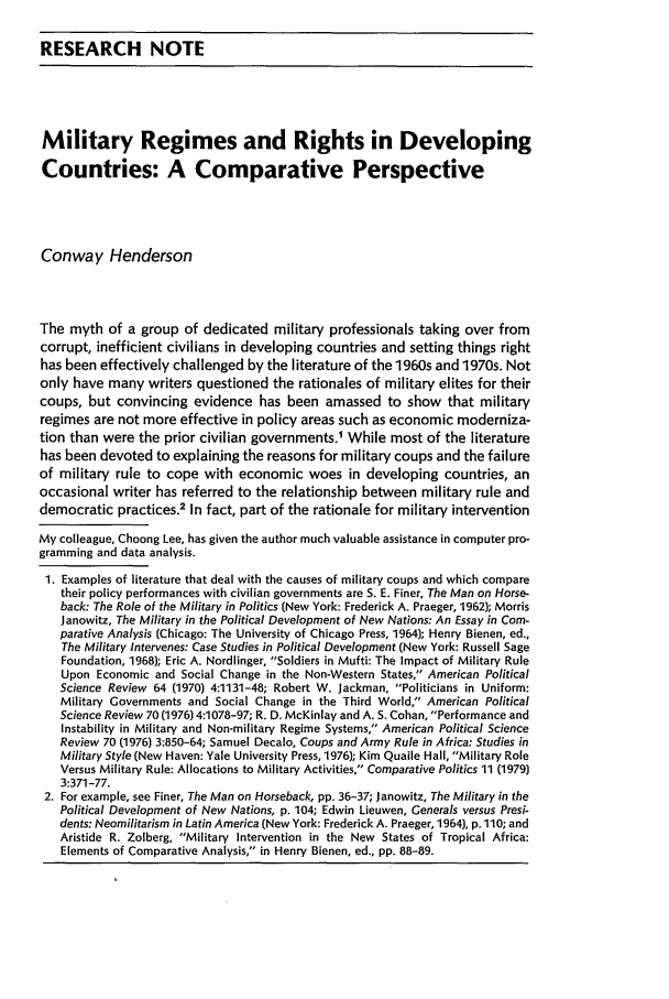 handle is hein.journals/hurq4 and id is 134 raw text is: PROFESSIONAL LITERATURE
