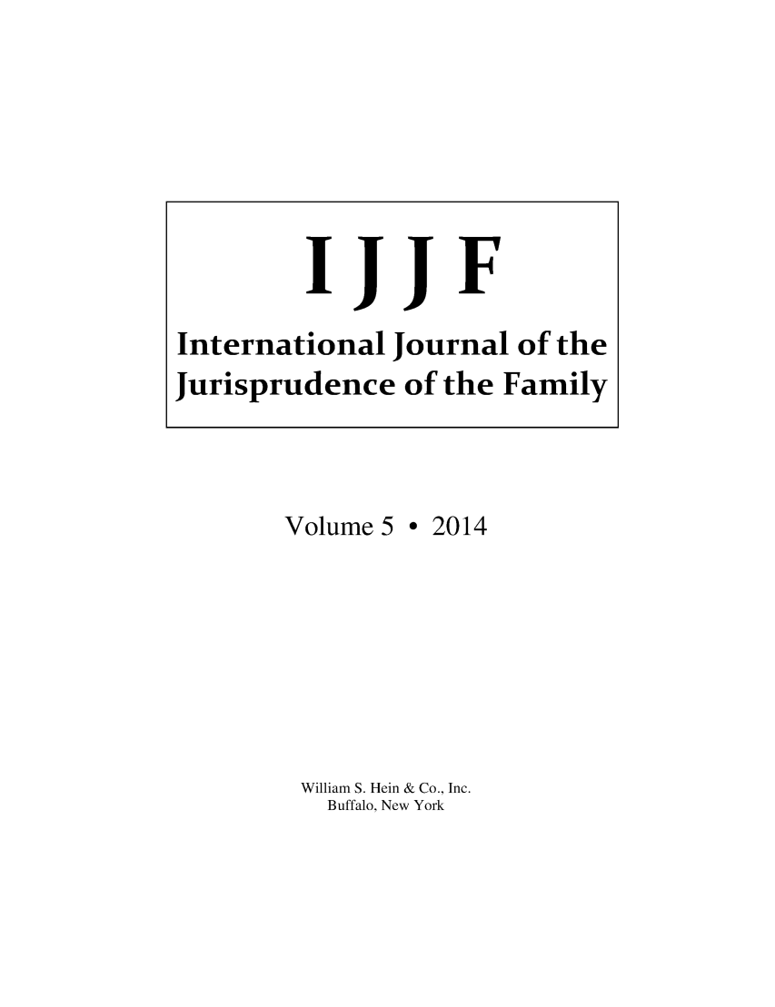 handle is hein.journals/ijjf5 and id is 1 raw text is: 