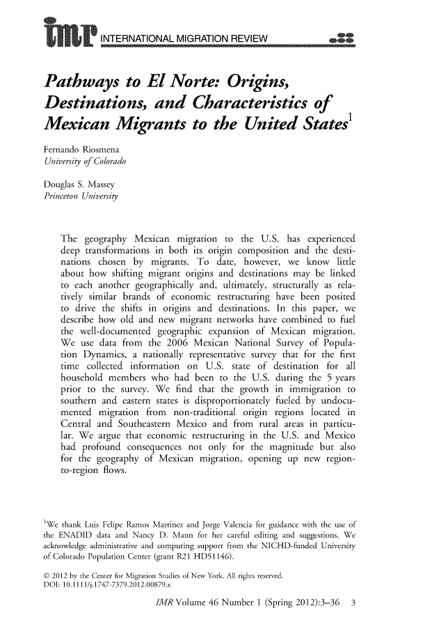 handle is hein.journals/imgratv46 and id is 1 raw text is: 