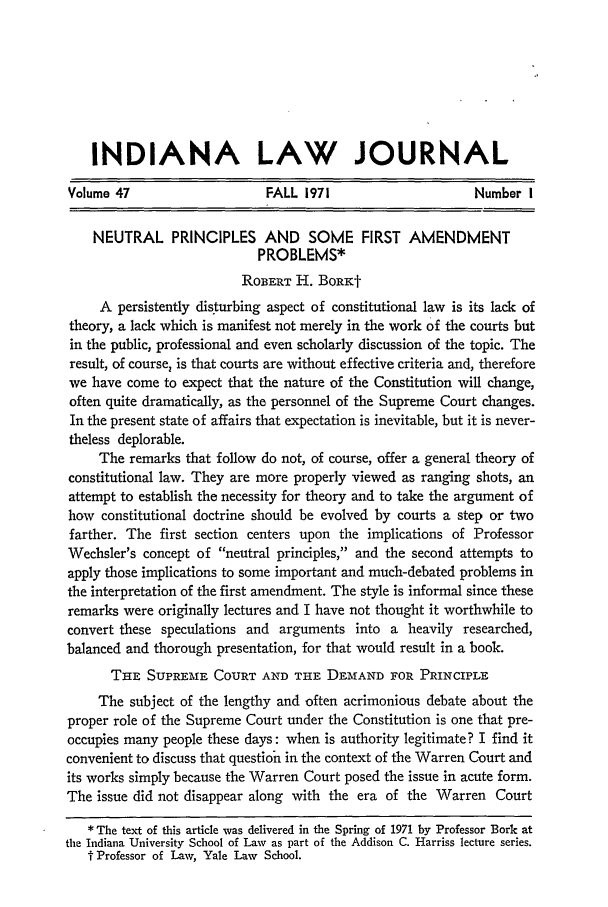 handle is hein.journals/indana47 and id is 7 raw text is: INDIANA LAW JOURNAL