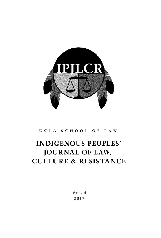 handle is hein.journals/indipeor4 and id is 1 raw text is: 